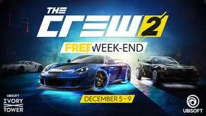 [Uplay PC, Xbox One] The Crew 2 - бесплатные выходные с 5 по 9 декабря 2019