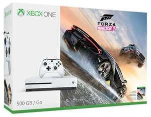 Microsoft Xbox One S + Forza Horizon 3