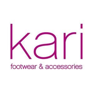 3000 бонусов в Kari