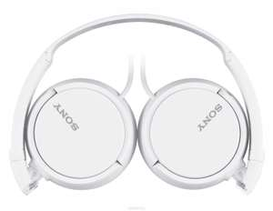 Наушники Sony MDR-ZX110, White