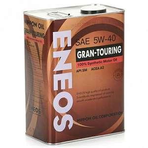 [Чебоксары] Моторное масло Eneos Grand Touring 5W40 4л