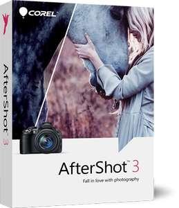 Corel AfterShot 3 RAW Photo Editor - бесплатная пожизненная лицензия