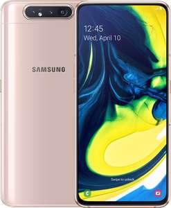 Два Samsung Galaxy A80 128GB Gold по цене одного