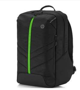 """Рюкзак 17.3"""" HP Pavilion Gaming 500, черный/зеленый [6eu58aa]"""