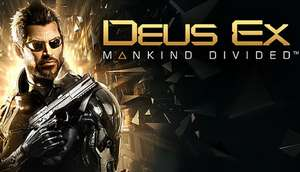 Deus Ex: Mankind Divided Standart Edition ключ в Steam для PC и MAC