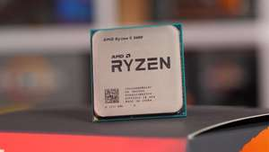 Процессор Ryzen 5 2600 3,4 ГГц