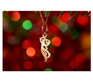 Серебряная подвеска «Рыбка» в подарок и скидка 20% в АДАМАС для абонентов ТЕЛЕ2