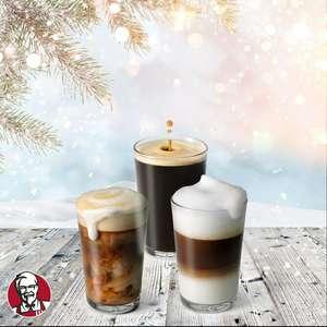 Кофе в KFC за 49 рублей (до 26.02)