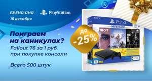 Распродажа Sony Playstation на Aliexpress Tmall