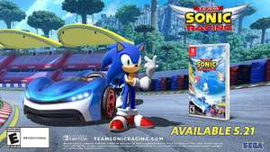 [Nintendo Switch] Team Sonic Racing