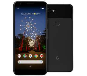 Google Pixel 3a 4/64 в оф. магазине Google Store