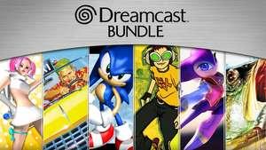 Sega Dreamcast набор из 6 портированных для PC игр