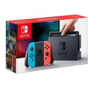 Nintendo switch новая ревизия + 1800 бонусов