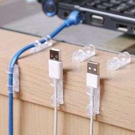 20 держателей для кабелей за $1.2