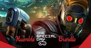 Humble Bundle Special Day - 4 игры в Steam за $1