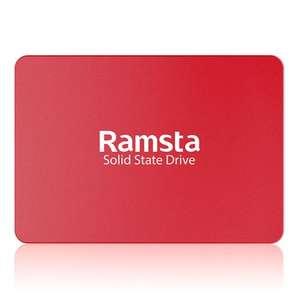 SSD Ramsta S600 на 480 Гб за $65.3