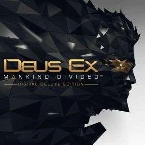 [PS4] Люксовое цифровое издание Deus Ex mankind divided