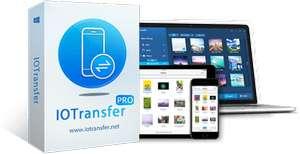 [Win] IOTransfer PRO бесплатно на 1 год