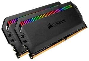 Оперативная память Corsair DDR4 16 Gb Dominator Platinum RGB CMT16GX4M2C3200C16 в topcomputer