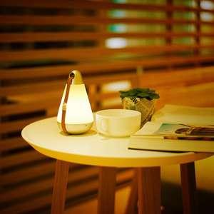 Теплый ламповый автономный светильник- ночник с bluetooth BlitzWolf® BW-LT12
