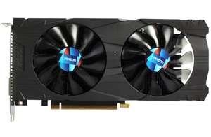 Nvidia Yeston GTX 1050 Ti 4 Гб за $134.99