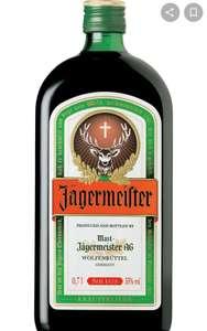 Jagermeister 0,7 со стопками или фляжкой в подарочной упаковке