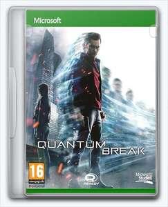 Quantum Break со скидкой от Microsoft -75%