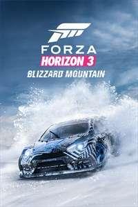 Дополнение Forza Horizon 3: Близзард-Маунтин со скидкой -75% от Microsoft