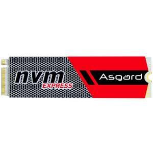 SSD NVMe M.2 TLC 3D NAND Asgard AN Series  1TB (1000GB) со скидкой -63%
