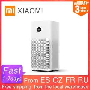 Очиститель воздуха Xiaomi MIJIA Mi Air Purifier 2S