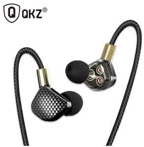Hi-Fi Наушники Qkz KD6 за $15