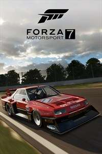 Бесплатно Nissan #11 Skyline Turbo Super Silhouette 1984 г. для Forza Motorsport 7