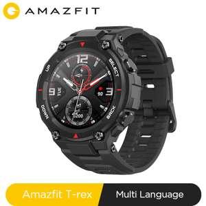 Amazfit T-rex (новинка 2020 CES)