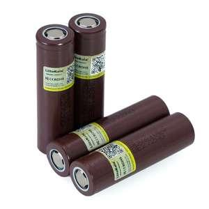 Аккумуляторы 18650 LiitoKala Lii-HG2 (3000 мАч) (напр. 1 шт)