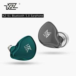 Гибридные беспроводные наушники KZ S1 TWS