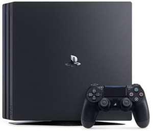 PlayStation 4 Pro (1TB) + Тетрис 9999 игр в подарок
