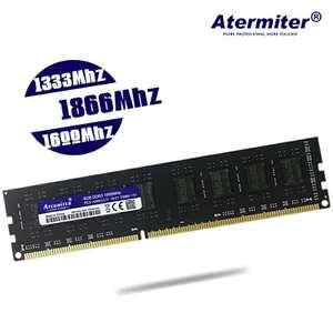 ОЗУ Atermiter DDR3 8 Гб (и другие варианты объема по ссылке)