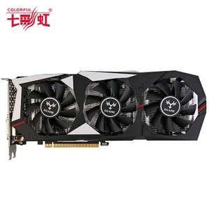 Видеокарта GeForce GTX 1060 (под брендом Colorful iGame) за $259