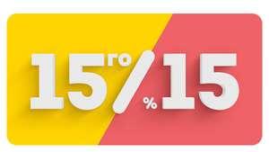 -15% на все каждое 15 число месяца в Улыбке Радуги (r-ulybka)