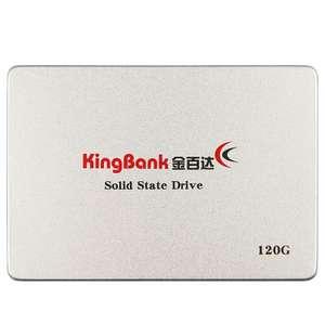 Твердотельный накопитель KINGBANK KP330 120G SATA3 за 21.99$