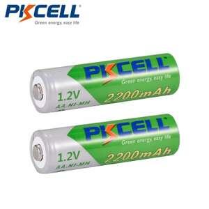 Аккумуляторы AA PKCELL 20шт 2200 mAh