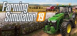 [PC] Farming Simulator 19 бесплатно