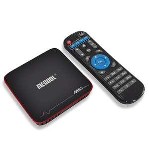 TV Box на андроиде MECOOL M8S PRO W Android 7.1 TV Box 2GB / 16GB за $32.99