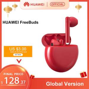 Huawei FreeBuds 3 чёрный