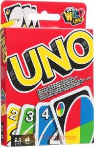 Настольная карточная игра UNO Уно Wild