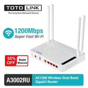 Wifi Роутер TOTOLINK A3002RU с USB