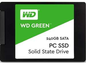Качественный SSD Western Digital (WD) Green Series 240G $ 39.99