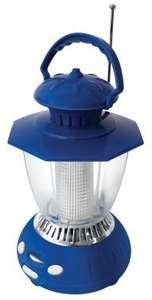 Кемпинговый фонарь Радиоприемник Hyundai H-RLC120 в positronica