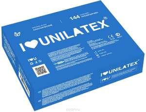 Презервативы Unilatex Natural Plain, 144 шт