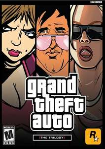 [Steam] Распродажа от издателя Rockstar Games (например Grand Theft Auto: Trilogy)